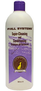 #1 All Systems Super-Cleaning and Conditioning Shampoo 500ml