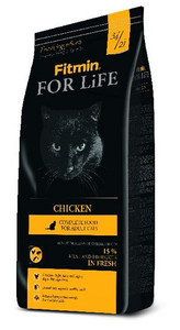 Fitmin Cat For Life Chicken 1,8kg