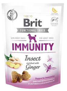 Brit Functional Snack Immunity Insect 150g