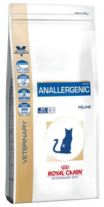 Royal Canin Veterinary Diet Feline Anallergenic Cat 2kg