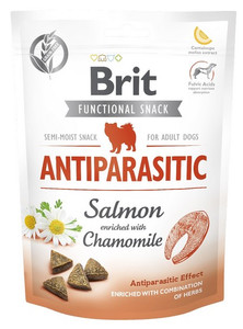 Brit Functional Snack Antiparasitic 150g
